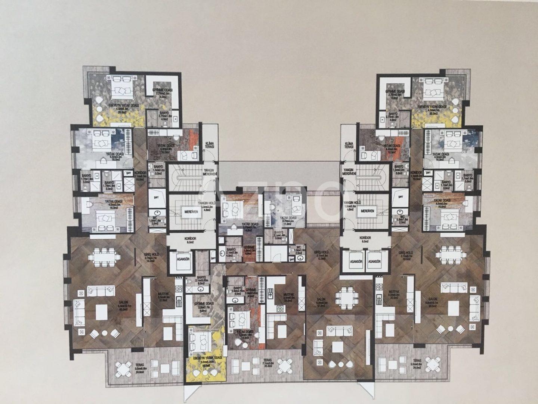 Квартиры в комплексе на первой линии - Фото 5