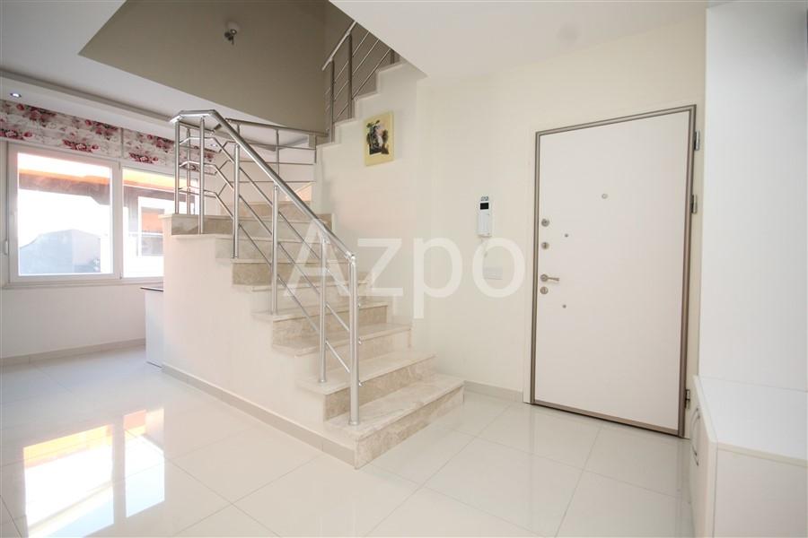 Двухуровневая квартира 2+1 в комплексе - Фото 12
