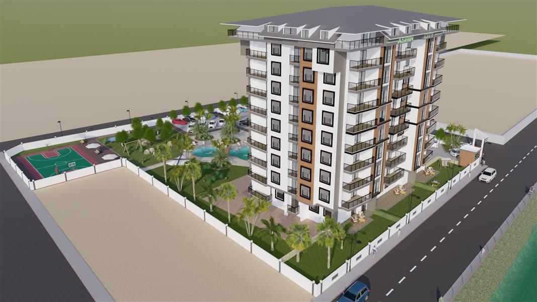 Новый инвестиционный проект в городе Газипаша - Фото 5