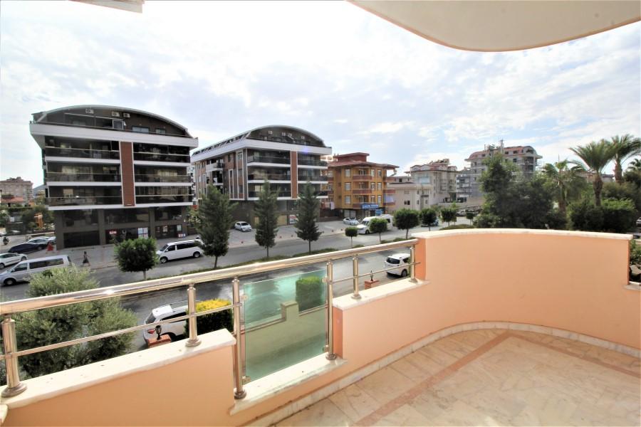 Просторная квартира в центре Алании - Фото 12