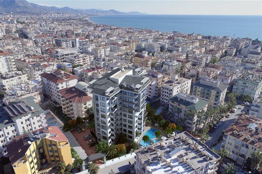 Новые квартиры в центре города Алания - Фото 13
