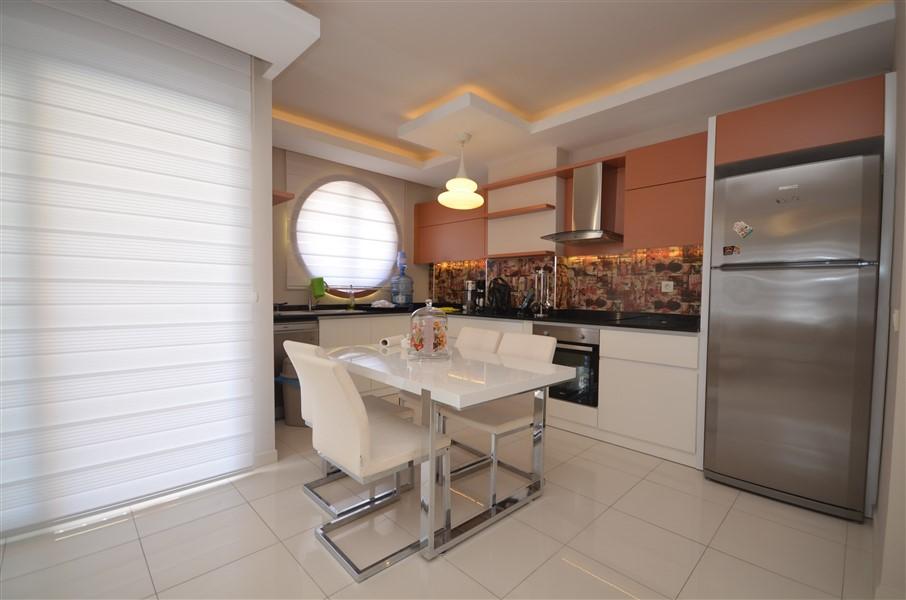 Меблированная квартира 2+1 в центре района Махмутлар - Фото 12