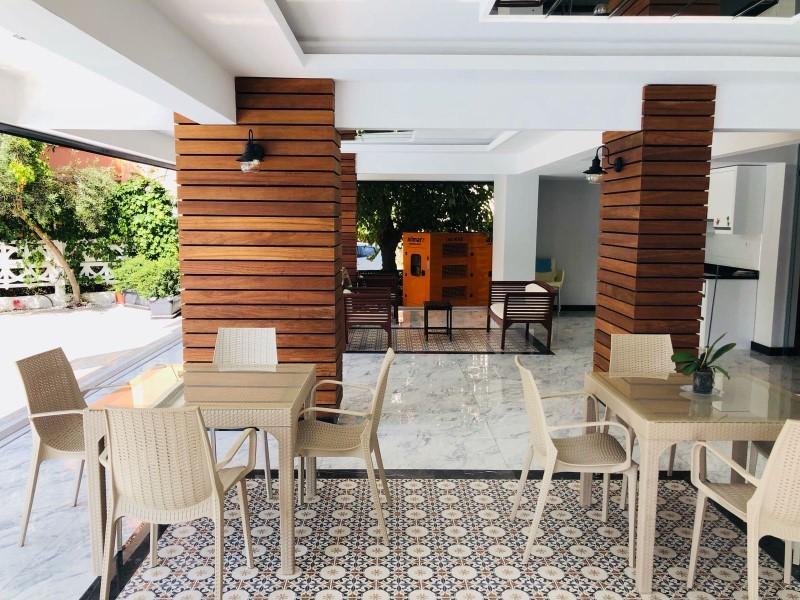 Двухкомнатная квартира с мебелью в центре Аланьи - Фото 7