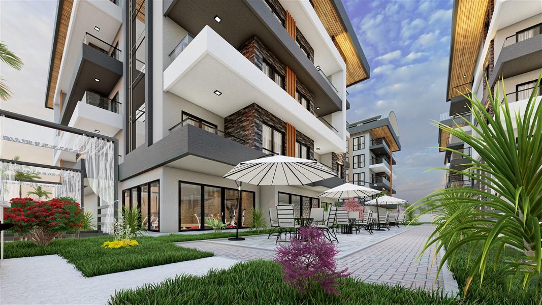 Новый проект жилого комплекса в районе Оба - Фото 11