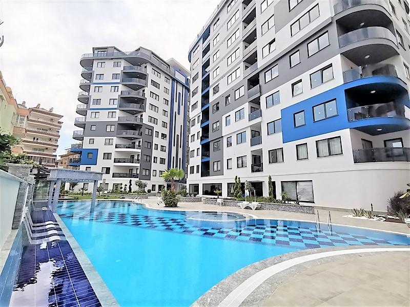 Новая трёхкомнатная квартира в районе пляжа Клеопатры