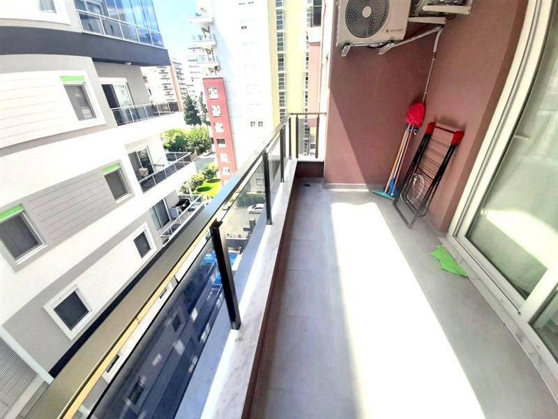Двухкомнатная квартира с мебелью в центре Махмутлара - Фото 17