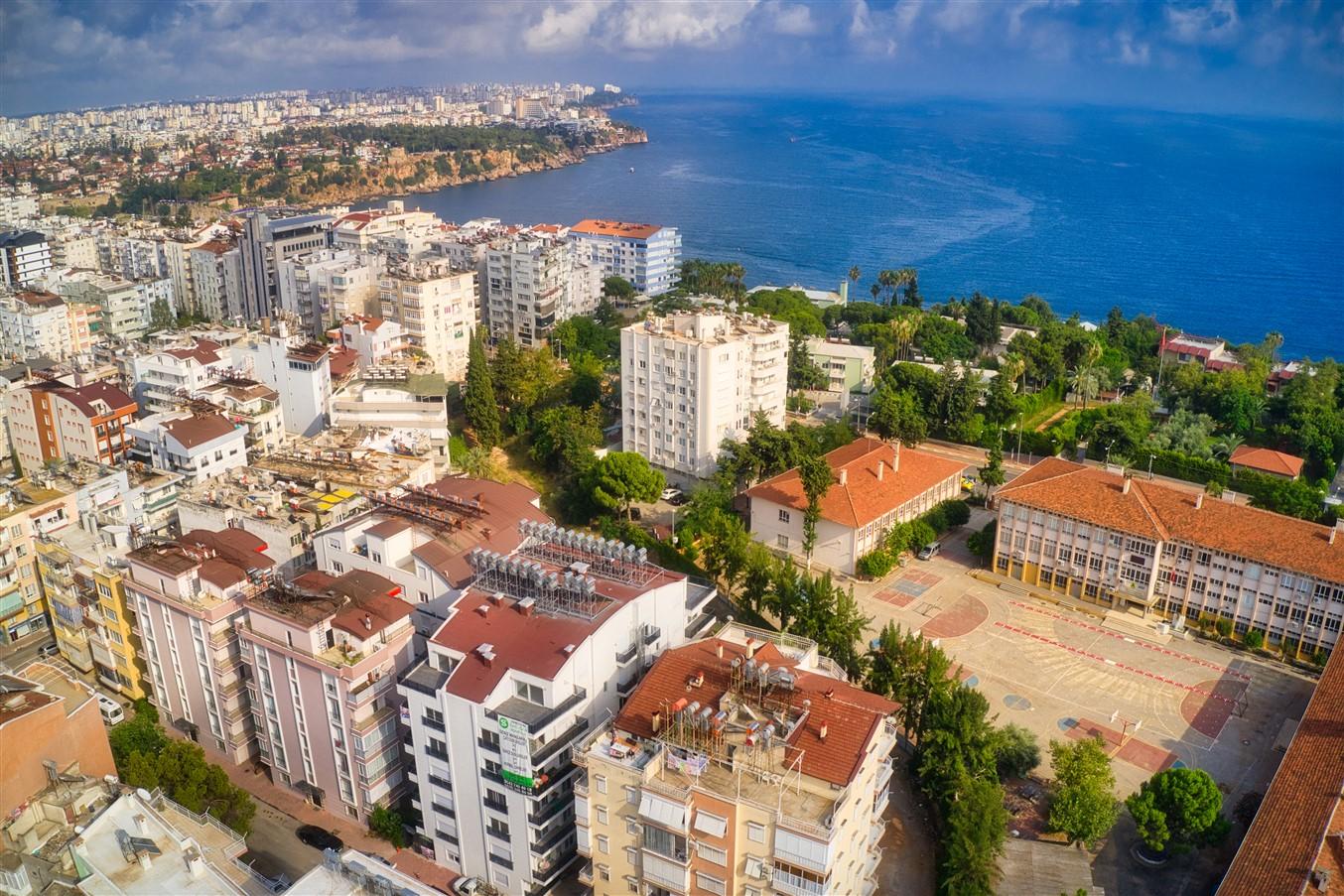 Новые квартиры в центральном районе Антальи - Фото 2