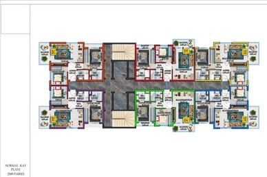 Элитные квартиры в новом проекте жилого комплекса в Махмутларе - Фото 26