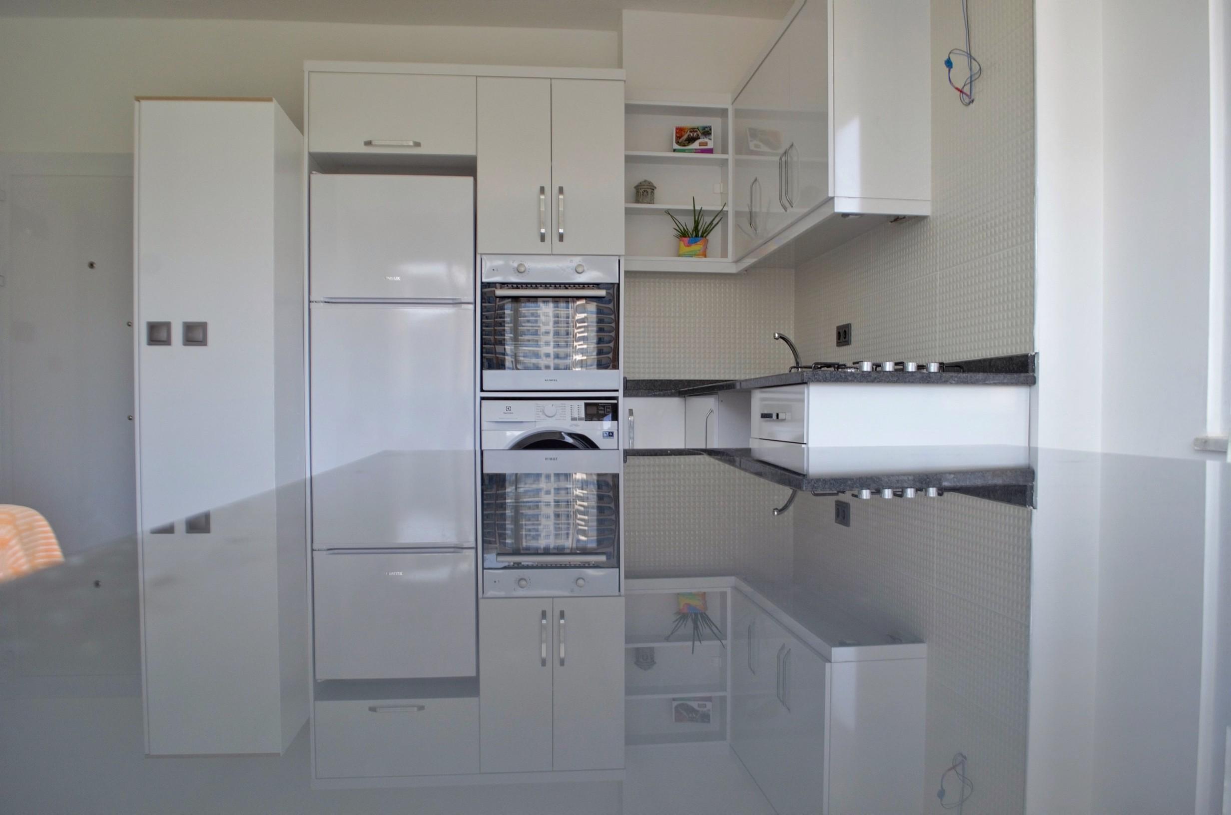 Меблированная квартира 1+1 в комплексе с инфраструктурой - Фото 14
