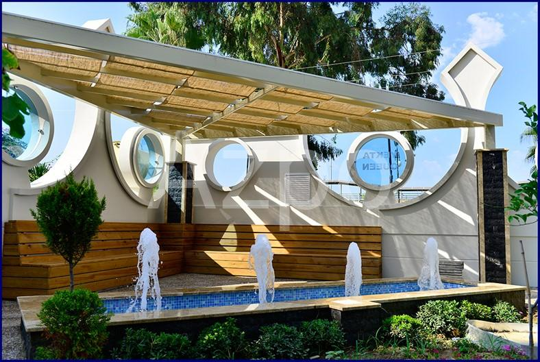 Квартира 2+1 в комплексе с собственным пляжем - Фото 7