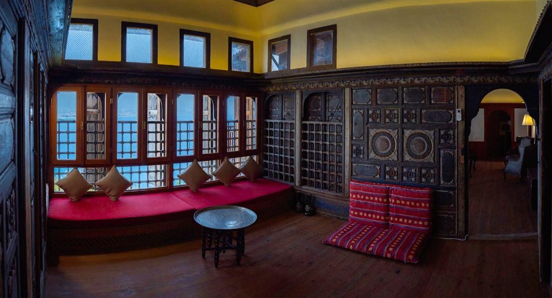 Эксклюзивный особняк 6+1 эпохи османской империи в центре Аланьи - Фото 25