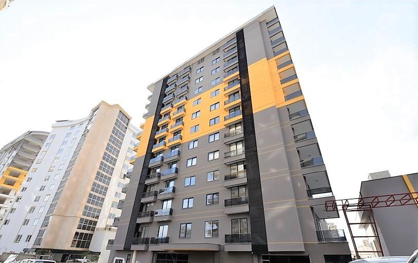 Квартира 3+1 в новом комплексе района Махмутлара - Фото 1