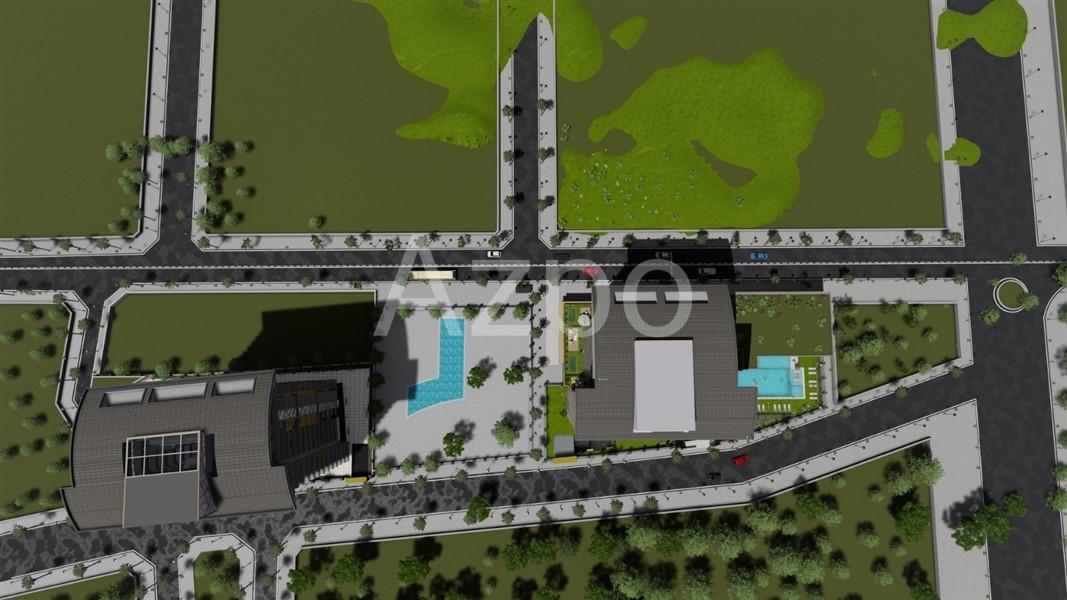 Новый жилой комплекс в Махмутларе - Фото 7