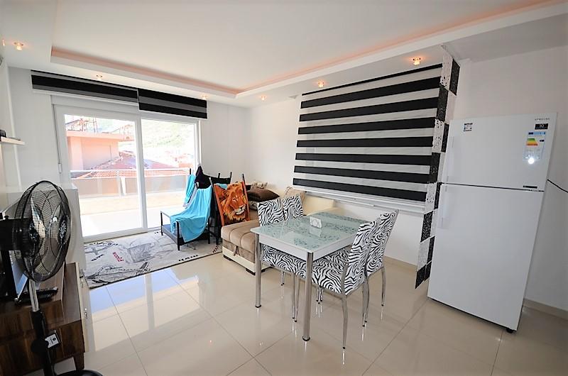 Двухкомнатная квартира с мебелью в 250 метрах от пляжа Клеопатры - Фото 4