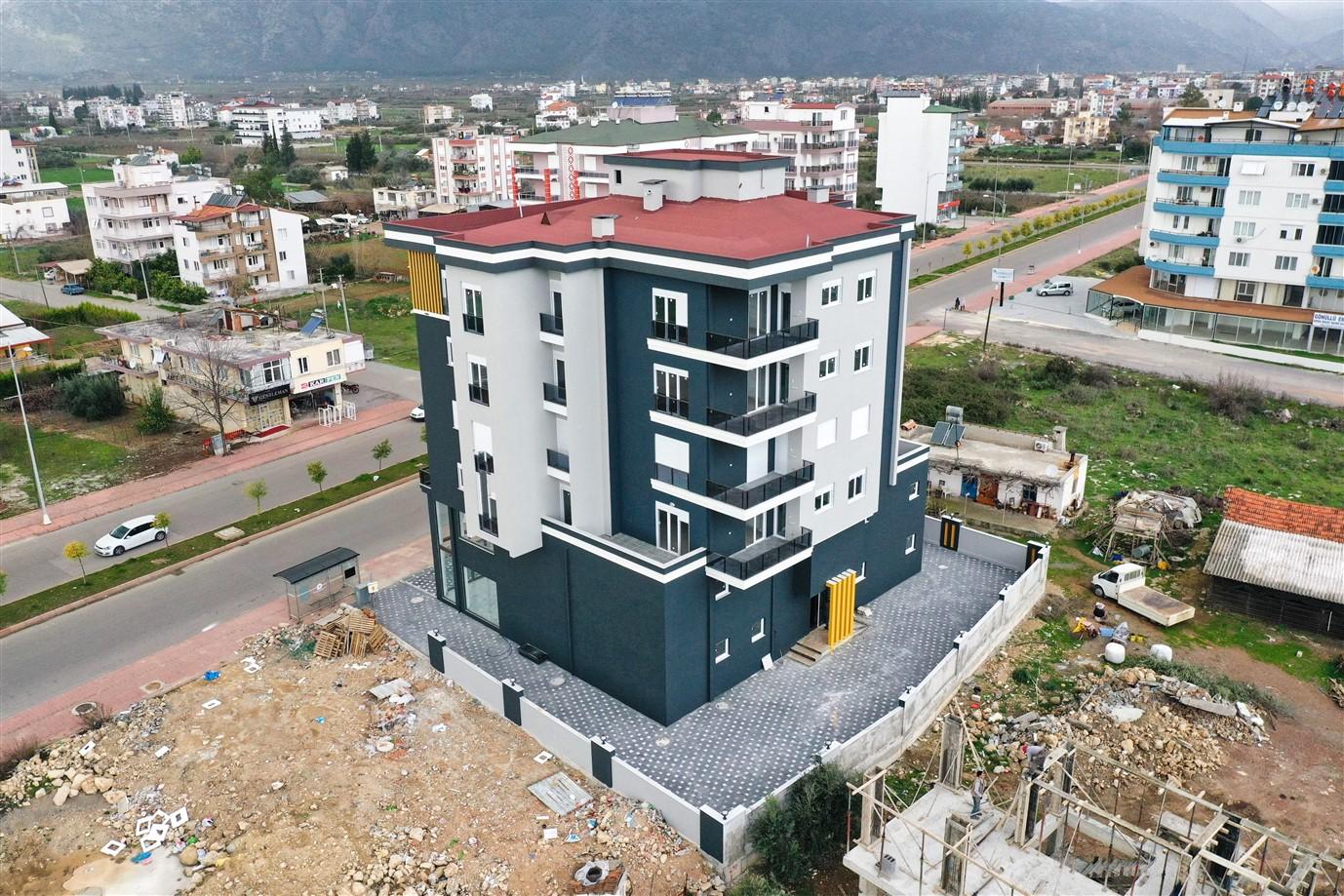 Квартиры 2+1 и 3+1 в районе Дошемеалты Анталия - Фото 3