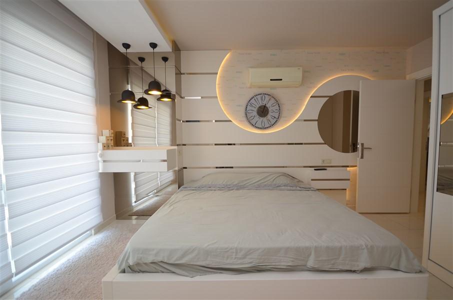Меблированная квартира 2+1 в центре района Махмутлар - Фото 18