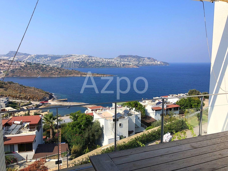 Квартира с панорамным видом на море в Бодруме - Фото 3