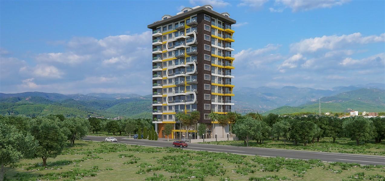 Новые квартиры по ценам застройщика в 250 метрах от пляжа Средиземного моря - Фото 4