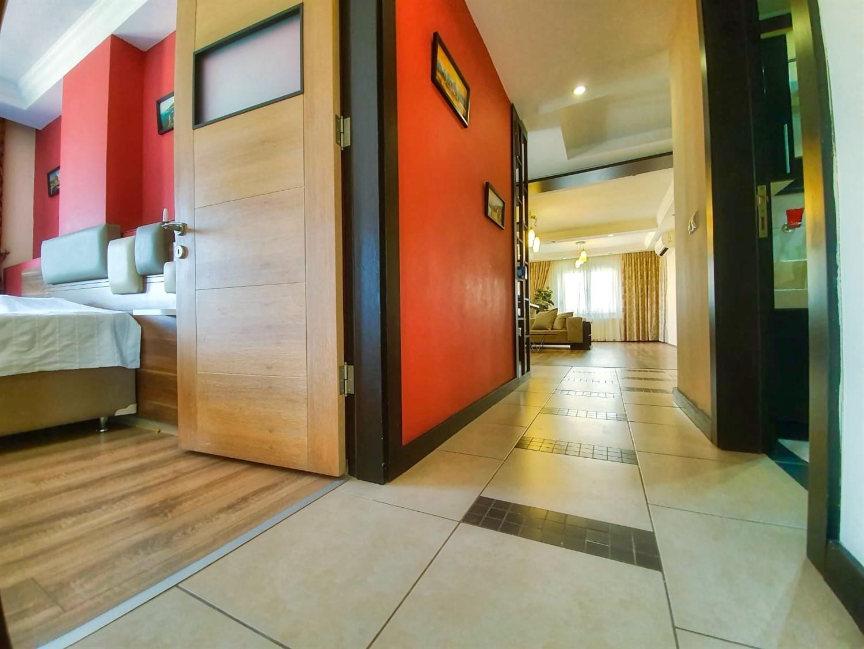 Четырёхкомнатная квартира в Анталье - Фото 40