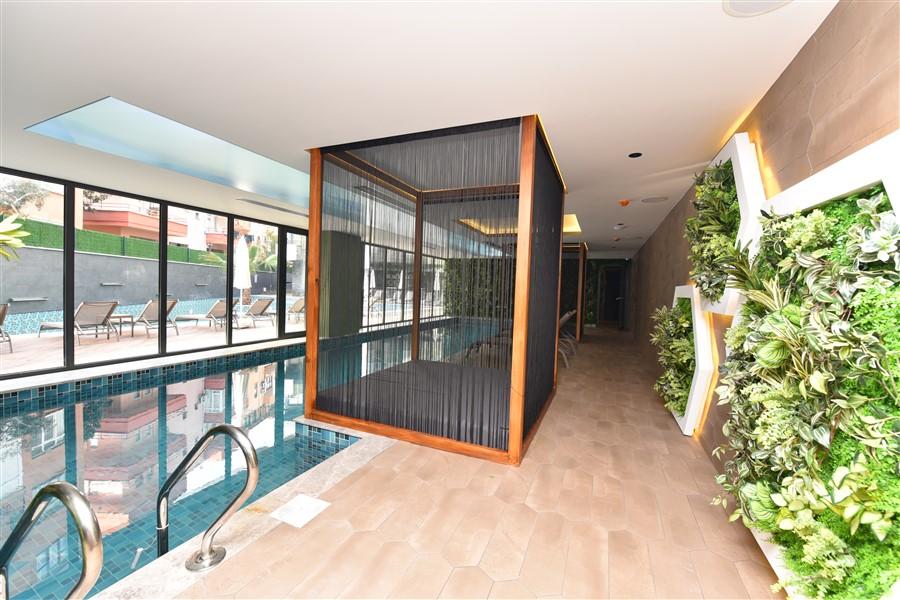 Уютная меблированная квартира 1+1 рядом с пляжем Клеопатры - Фото 9