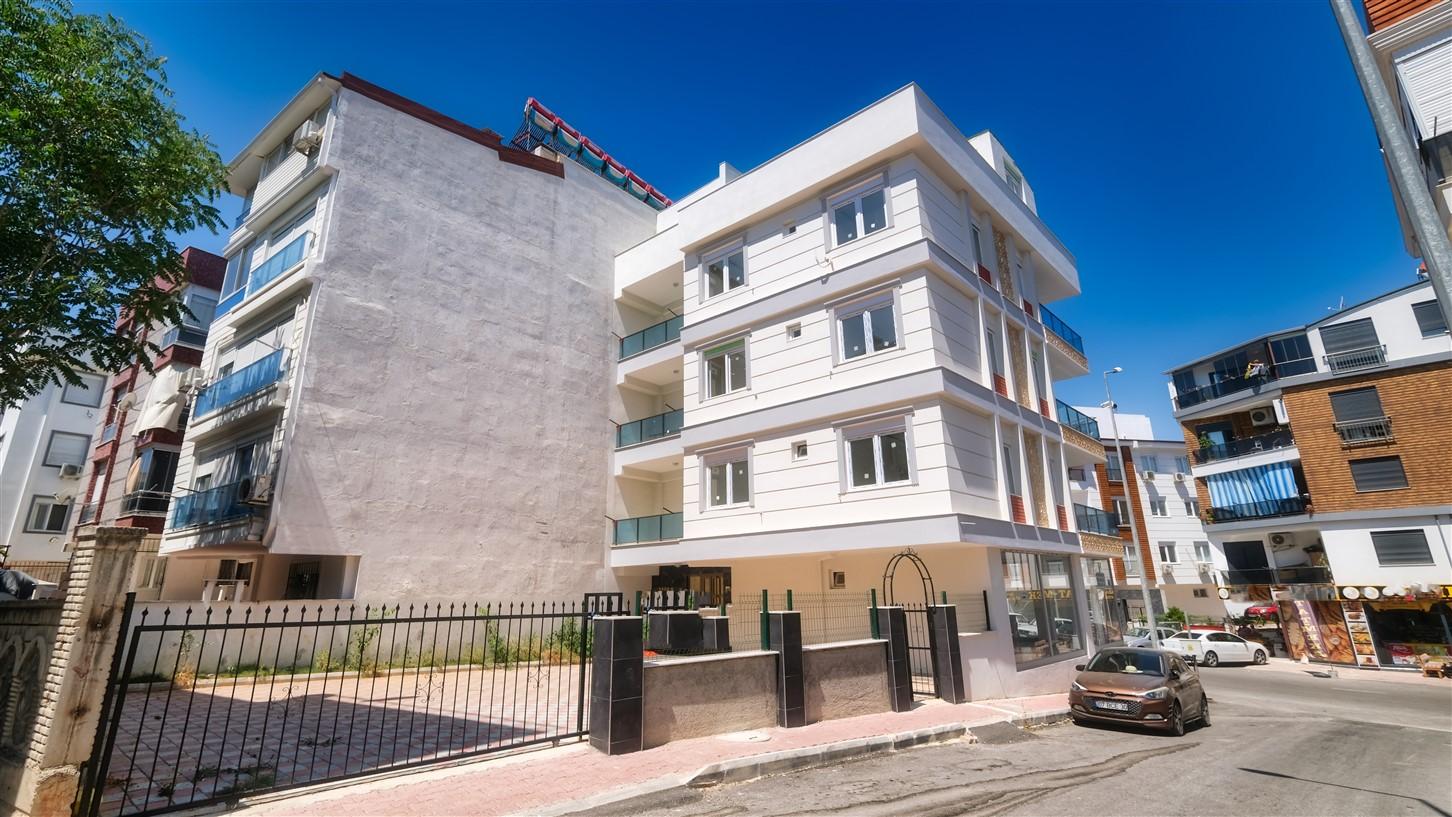 Новые квартиры в центральном районе Антальи - Фото 4