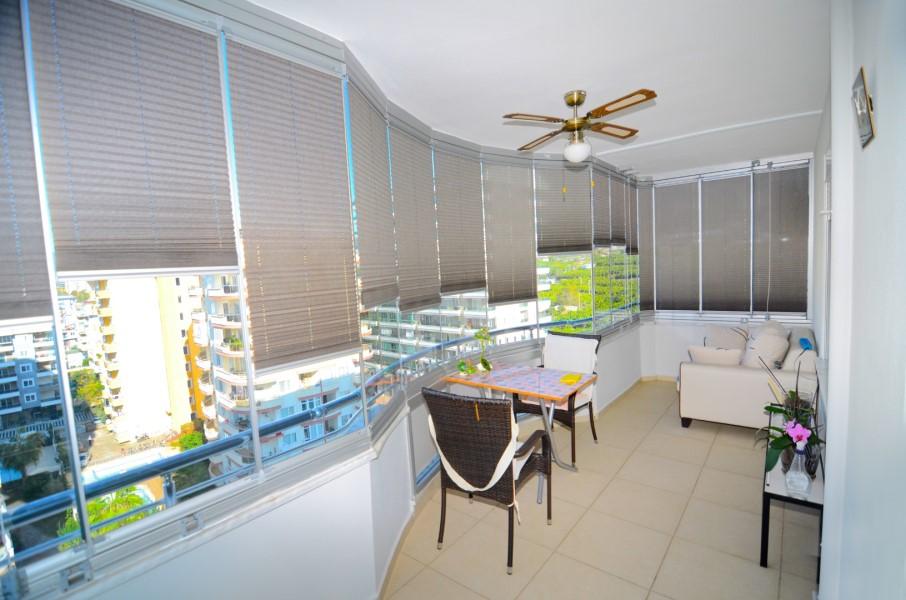 Меблированные апартаменты 2+1 в Махмутлар - Фото 18