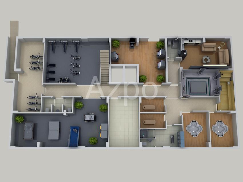 Квартиры по ценам застройщика в Махмутларе - Фото 23