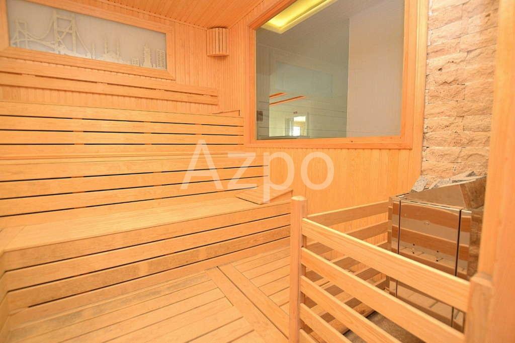 Большой пентхаус с тремя спальнями в Каргыджак - Фото 7