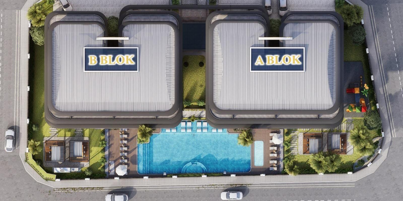Новые квартиры в центре Аланьи - Фото 35