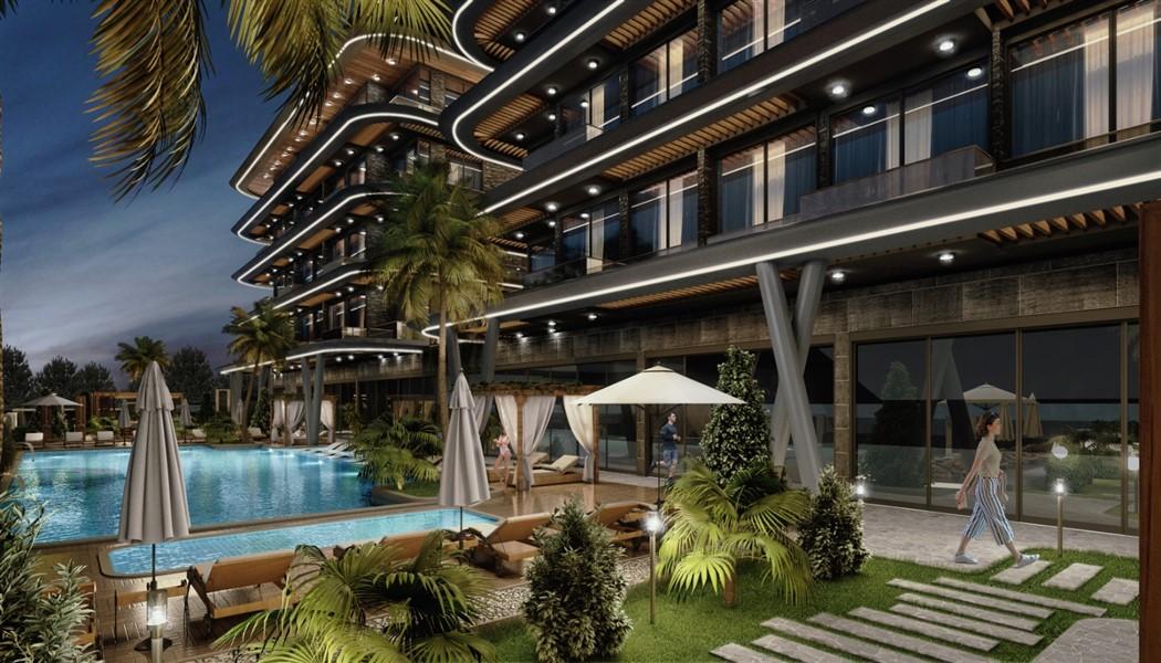 Новые квартиры в центре Аланьи - Фото 5