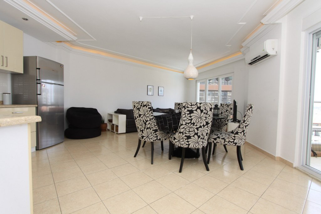Меблированная квартира 2+1 в районе Джикджилли - Фото 10