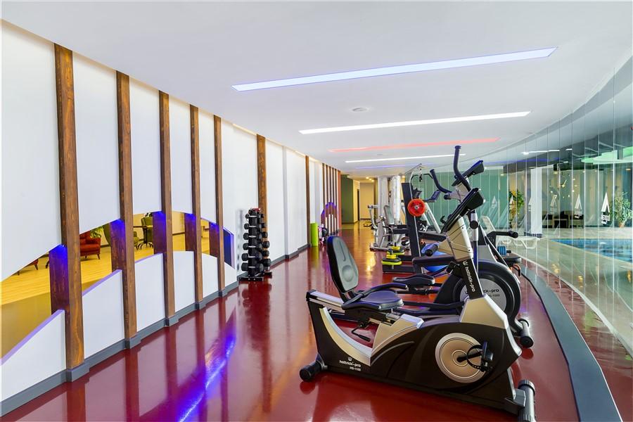 Видовая квартира 1+1 с мебелью в роскошном жилом комплексе - Фото 6