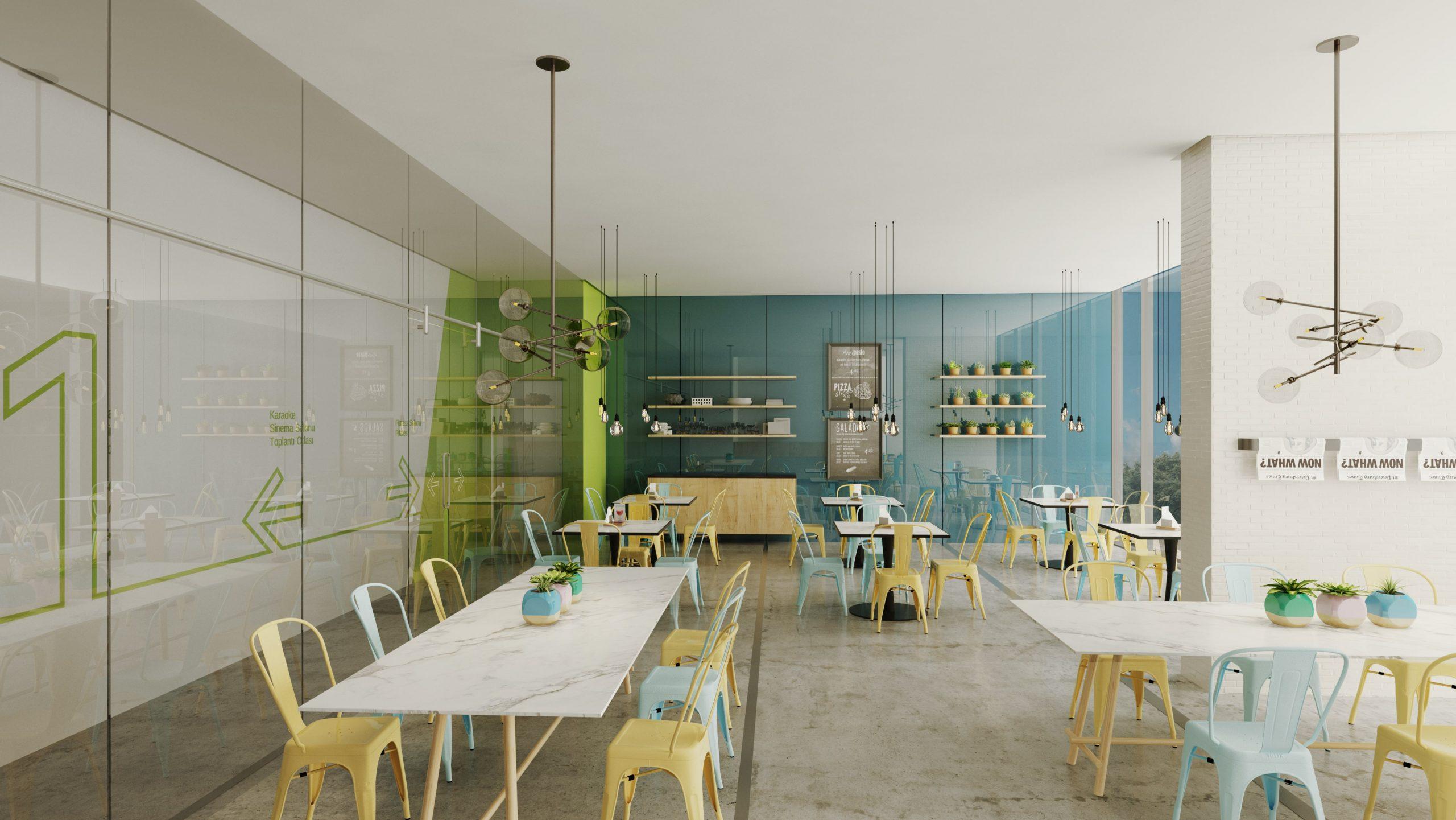 Новые квартиры в деловом районе Умрание Стамбул - Фото 4