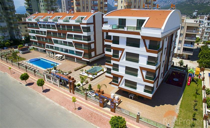 Меблированная квартира 1+1 в районе Коньяалты - Фото 3