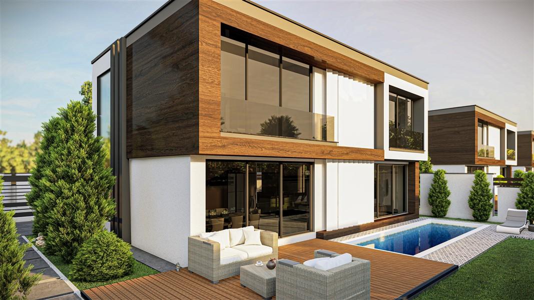 Инвестиционный проект жилого комплекса частных вилл в посёлке Авсаллар - Фото 7