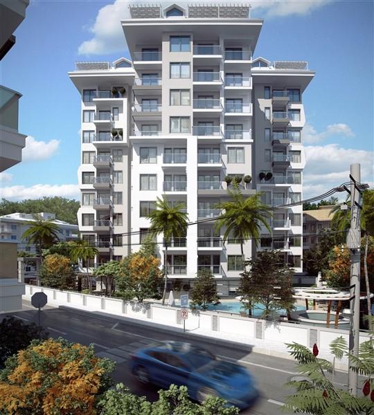 Новые квартиры в центре города Алания - Фото 2