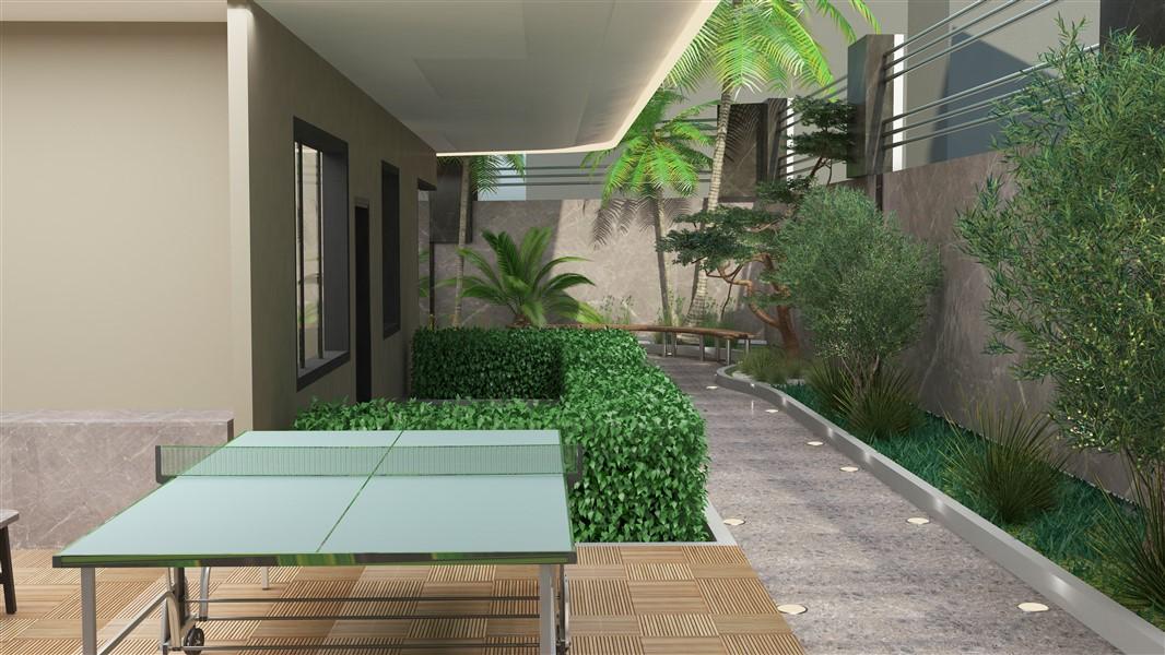 Проект жилого комплекса в центре Аланьи - Фото 30