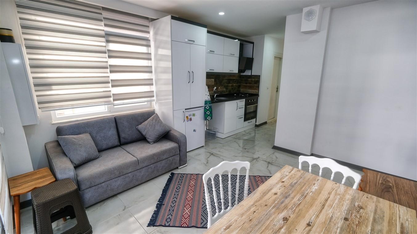 Двухкомнатная квартира с мебелью в центре Антальи - Фото 15