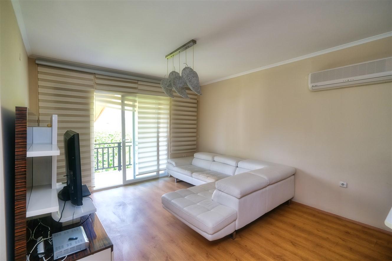 Двухуровневая квартира 3+1 с мебелью в Кемере - Фото 22