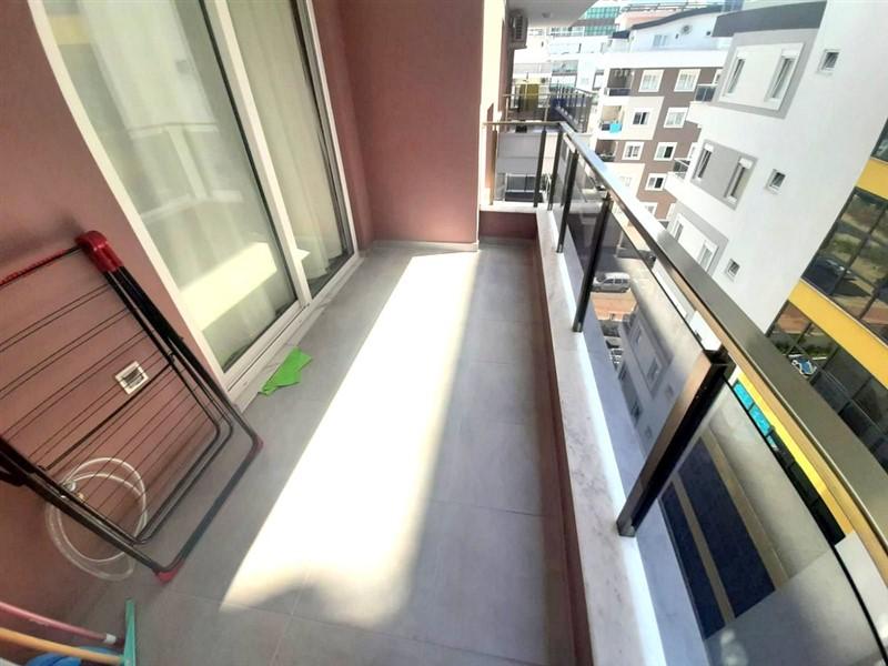 Двухкомнатная квартира с мебелью в центре Махмутлара - Фото 16