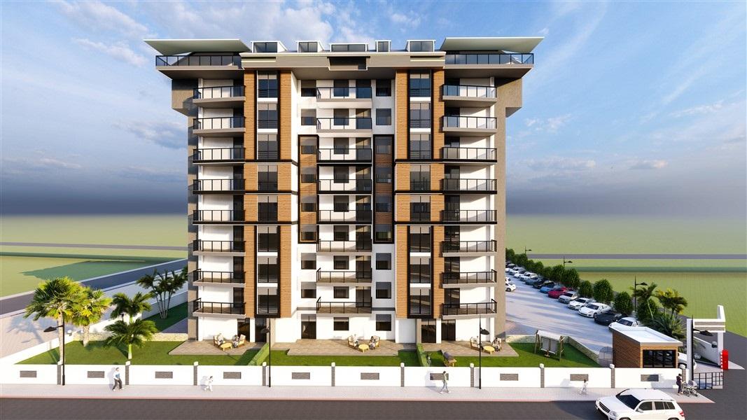 Новый инвестиционный проект в городе Газипаша - Фото 2