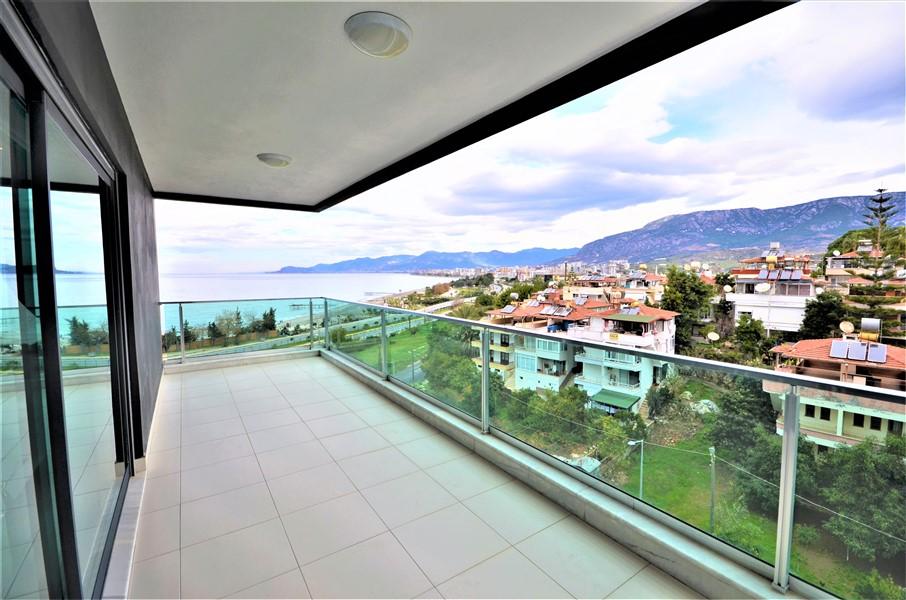 Меблированная квартира 2+1 с видом на Средиземное море - Фото 39