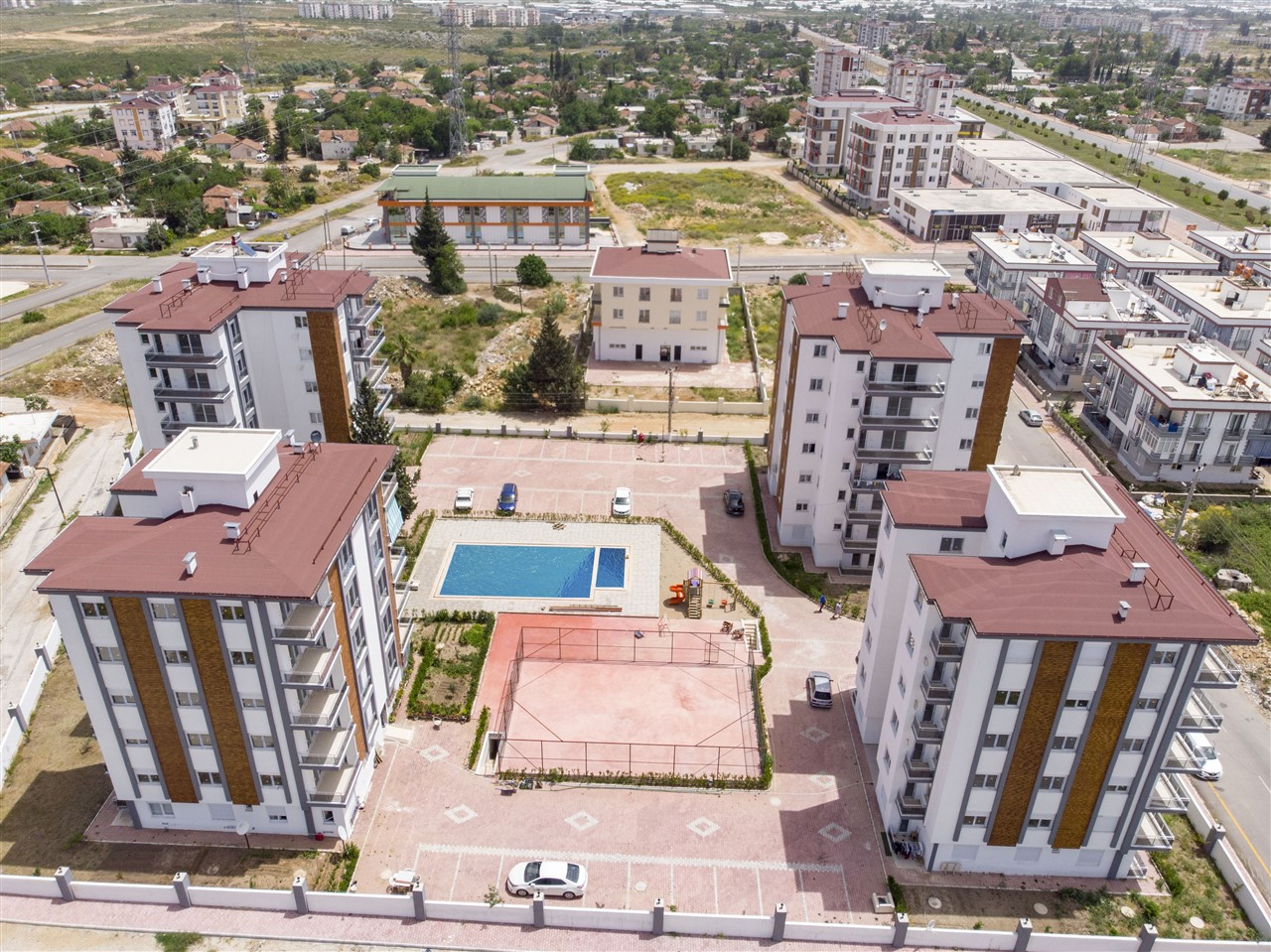 Готовые квартиры от застройщика в районе Кепез - Фото 2