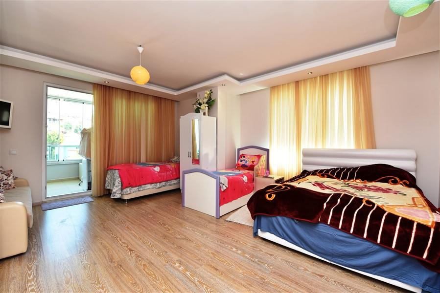 Двухуровневый пентхаус 3+1 с мебелью в районе Кестель - Фото 17