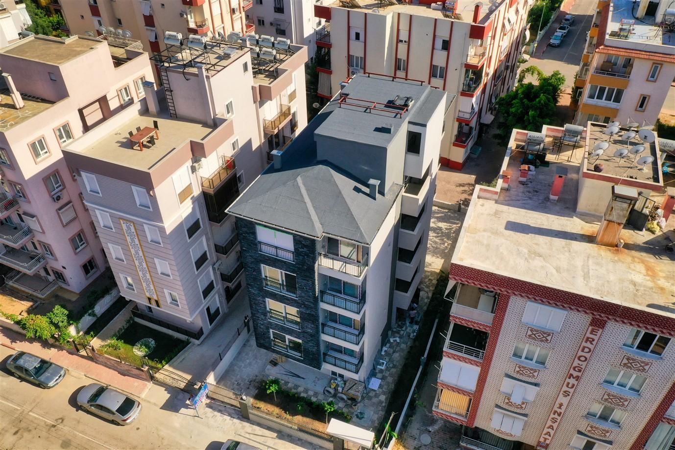 Новые квартиры от застройщика в микрорайоне Кызылтопрак - Фото 1