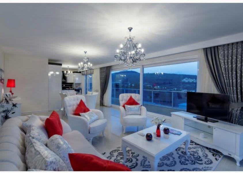 Просторная вилла 3+1 с мебелью в районе Каргыджак - Фото 11
