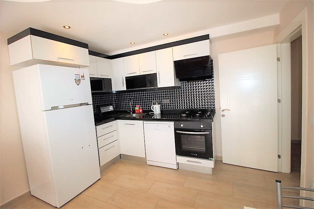 Меблированная квартира 1+1 в комплексе с инфраструктурой Кестель - Фото 7