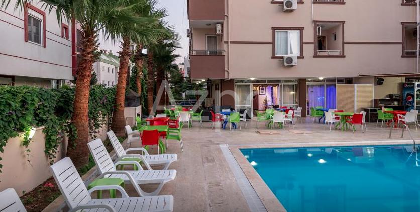 Отель на 27 комнат в районе Конъяалты, Анталия - Фото 3