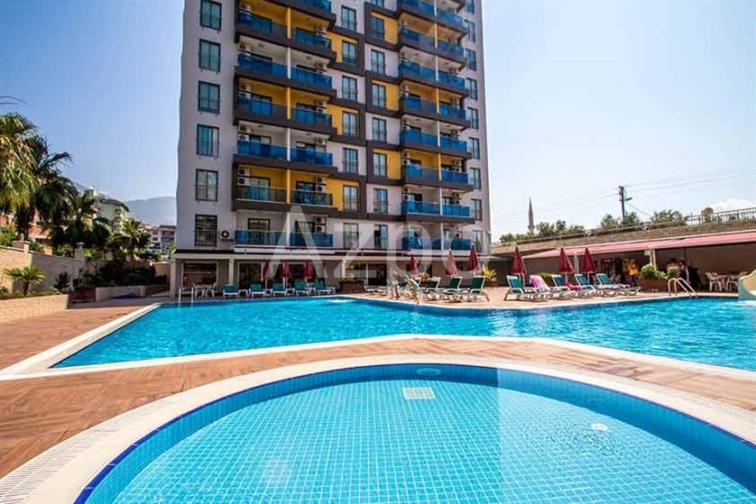 Двухкомнатная квартира в районе пляжа Клеопатра - Фото 2