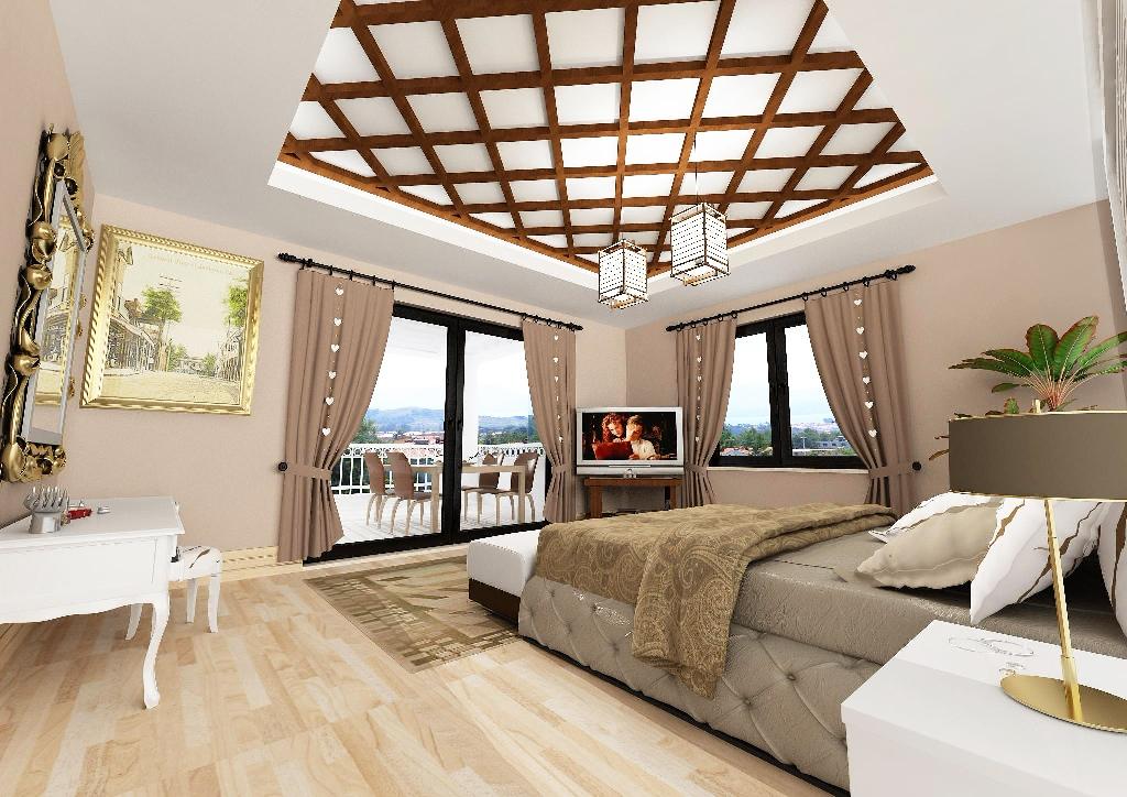 Просторная вилла с 4 спальнями в Узюмлю Фетхие - Фото 25
